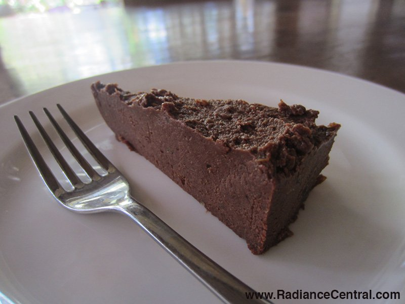 Chocolate Maple Syrup Cake Recipe