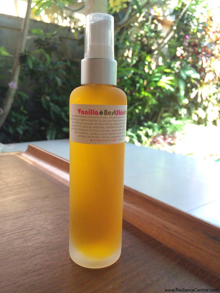 Living Libations Vanilla Best Skin Ever - www.RadianceCentral.com