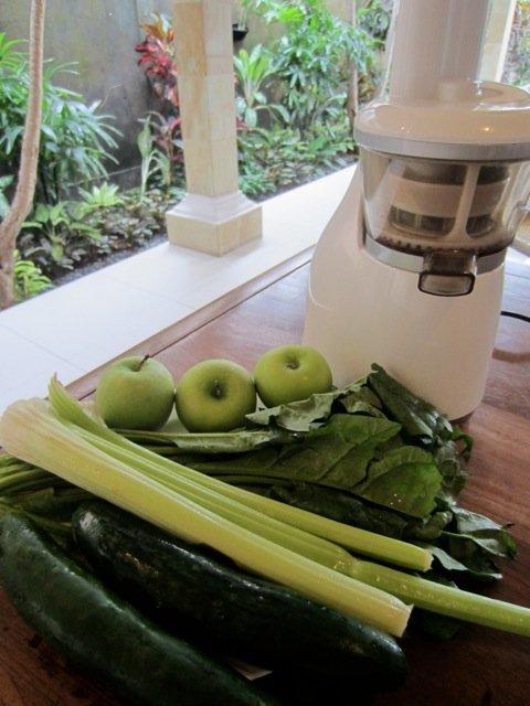 RadianceCentral.com - Green Juice