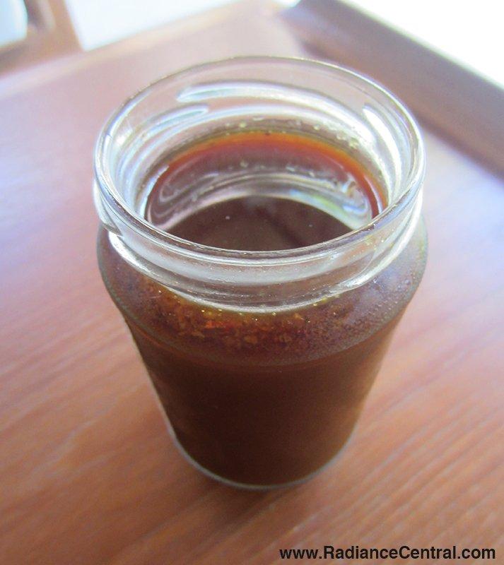 Coconut Palm Sugar Syrup Recipe - www.RadianceCentral.com