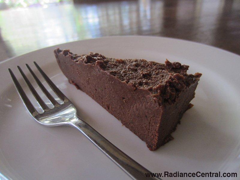 Chocolate Cake Recipe (no flour, no nuts/seeds) - www.RadianceCentral.com