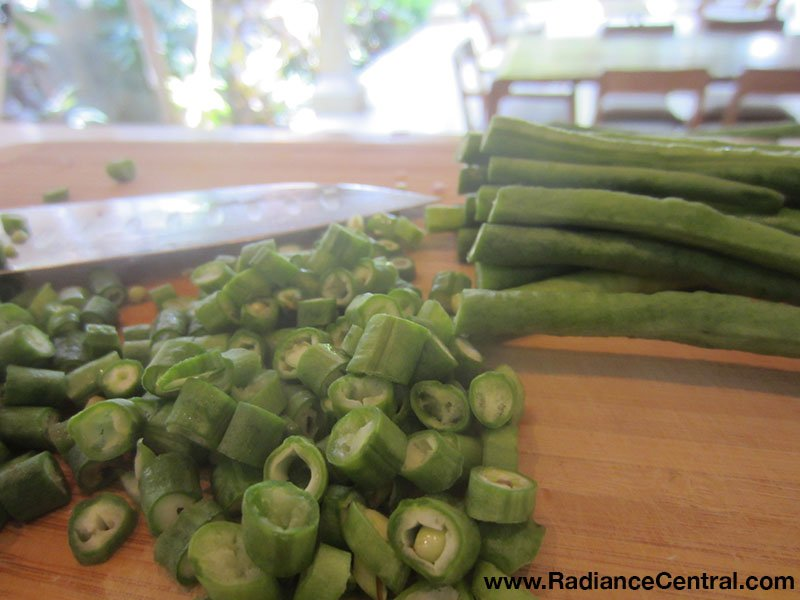 Indonesian Spicy Long Bean Salad (Lasuq)3 - www.RadianceCentral.com